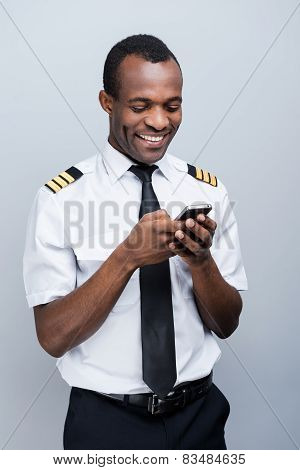 Messages After Landing.