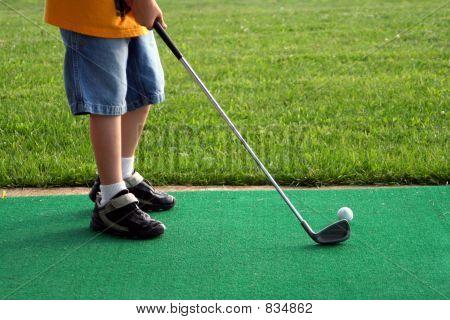 Little Golfer 2