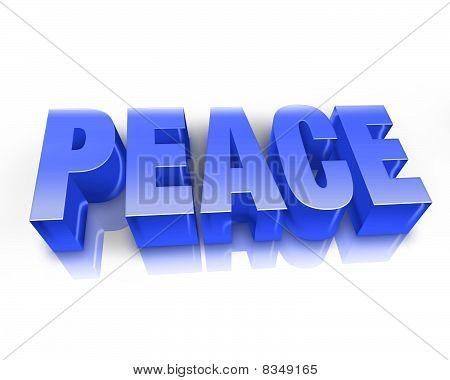 Peace 3D
