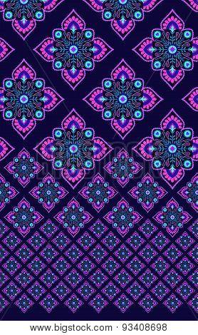 Horizontal Layout Pattern.