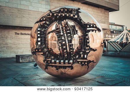 Sphere Within Sphere.