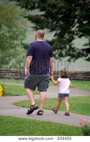 Walking With Uncle Ozzy