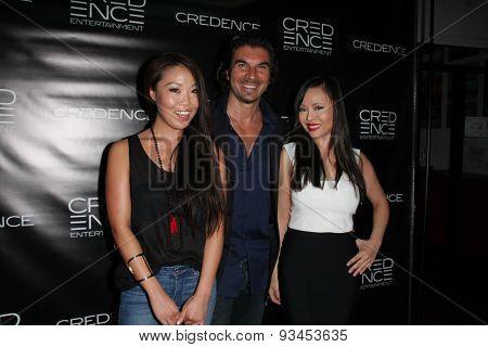 LOS ANGELES - JUN 10:  Victor Alfieri at the