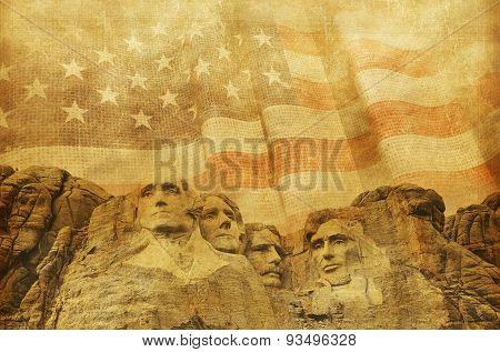 American Memorial Background