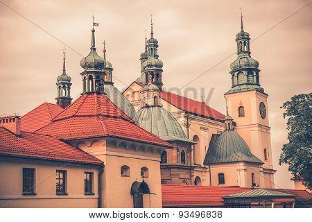 Kalwaria Zebrzydowska Monastery