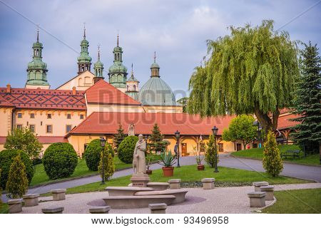 Monastery In Lesser Poland