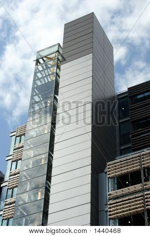 Skyscraper In Paddington