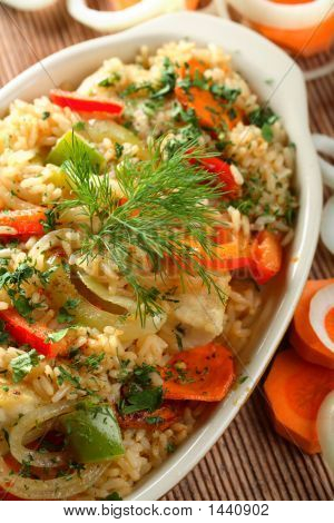 Casserole With Fish