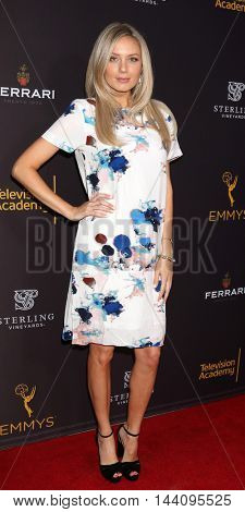 LOS ANGELES - AUG 24:  Melissa Ordway at the Daytime TV Celebrates Emmy Season  at the Television Academy - Saban Media Center on August 24, 2016 in North Hollywood, CA