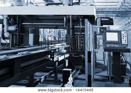 Metalworking Machine