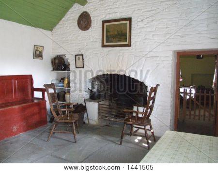 Rural Irish Kitchen