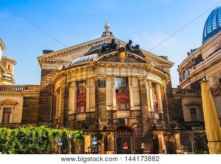 Dresden Kunstakademie Hdr
