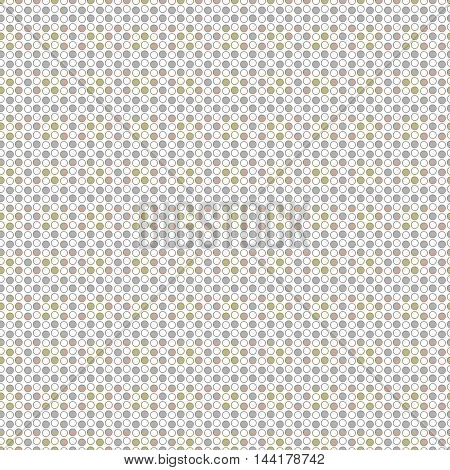 polka dot texture seamless ready for background. with colorful design. great for abstract idea