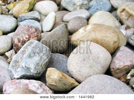 Coloured Stones