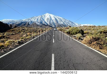 Long Lonely Road