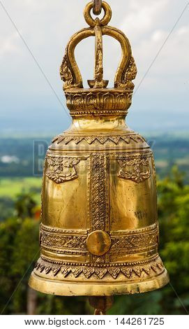 Golden Bells, Drums and bells voices of symbolism  of