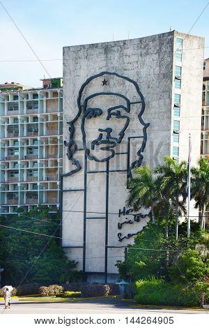 Che Guevara Revolution Square