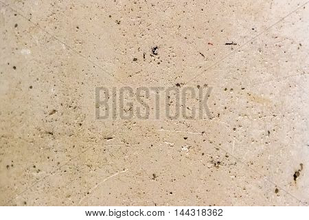 Background with close look on concrete flecked wall