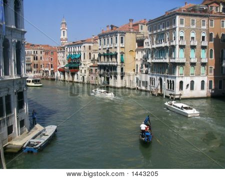Grand Canal Colours