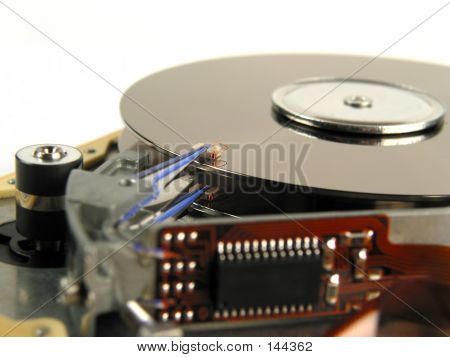 Harddisk Mechanism