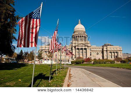 Boise Idaho Capitol