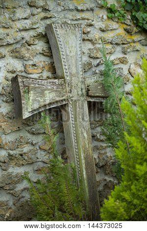 Sainte-Geneviève-des-Bois, Sainte Genevieve des Bois, Liers, Russian cemetery in France, White army