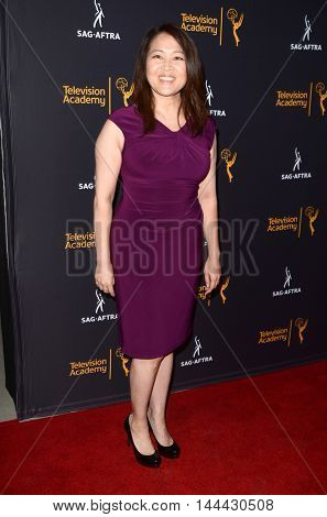 LOS ANGELES - AUG 25:  Suzy Nakamura at the 4th Annual Dynamic & Diverse Celebration at the TV Academy Saban Media Center on August 25, 2016 in North Hollywood, CA