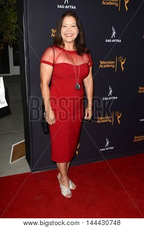 LOS ANGELES - AUG 25:  Ren Hanami at the 4th Annual Dynamic & Diverse Celebration at the TV Academy Saban Media Center on August 25, 2016 in North Hollywood, CA