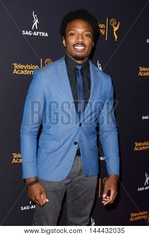 LOS ANGELES - AUG 25:  Gentry White at the 4th Annual Dynamic & Diverse Celebration at the TV Academy Saban Media Center on August 25, 2016 in North Hollywood, CA