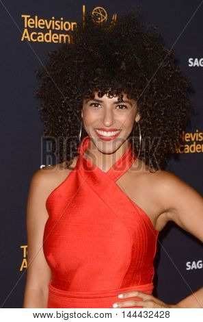 LOS ANGELES - AUG 25:  Gavin Turek at the 4th Annual Dynamic & Diverse Celebration at the TV Academy Saban Media Center on August 25, 2016 in North Hollywood, CA