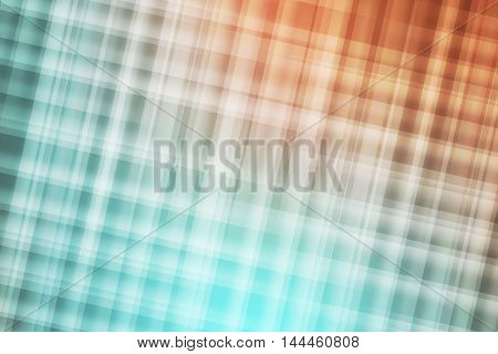 Blue and rust colors used to create abstract background