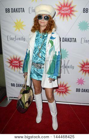 LOS ANGELES - AUG 21:  Linda Ramone at the