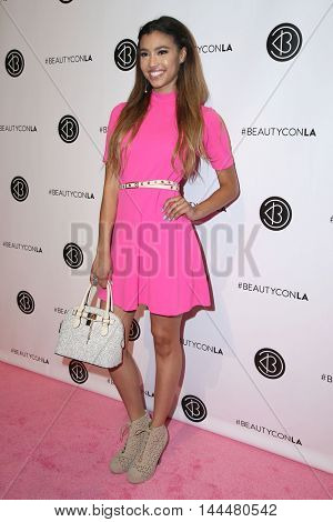 LOS ANGELES - JUN 9:  Kara Royster at the 4th Annual Beautycon Festival at the Los Angeles Convention Center on June 9, 2016 in Los Angeles, CA