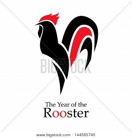 2017 happy new year vector photo free trial bigstock 2017 happy new year greeting card celebration chinese new year of the rooster lunar m4hsunfo