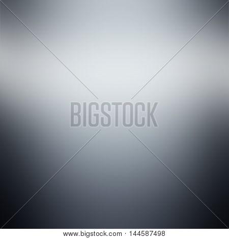 blurred background. Empty Grey Studio wall