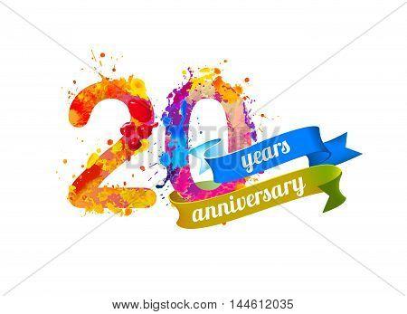 20 (twenty) Years Anniversary