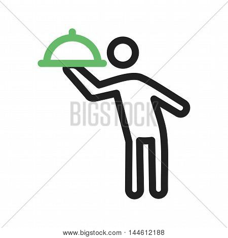 Chef, cooking, restaurant icon vector image. Can also be used for people. Suitable for use on web apps, mobile apps and print media.