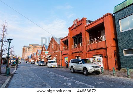 Red Brick Warehouse Shopping Center, Hakodate