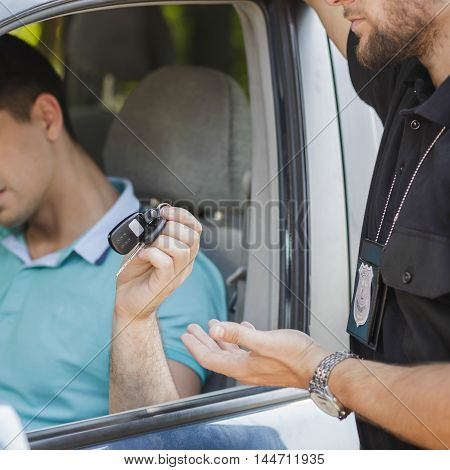 This Time, Speeding Ticket Is Not Enough