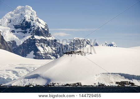 Antarctica - Antarctic Peninsula - Palmer Archipelago - Neumayer Channel - Global warming - Fairytale landscape