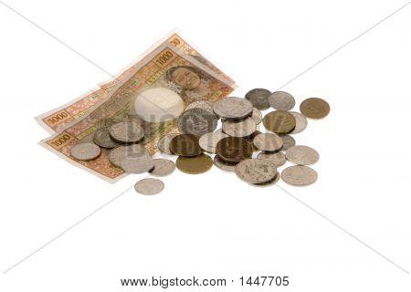 Tahiti Coins And Paper Money