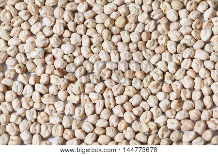 Chickpeas or Kacang kuda textures for background