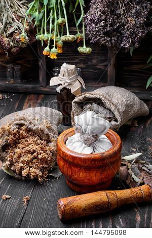 Traditional Medicinal Herb