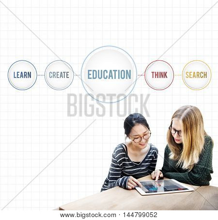 Education Learn Design Knowledge Intelligence Concept