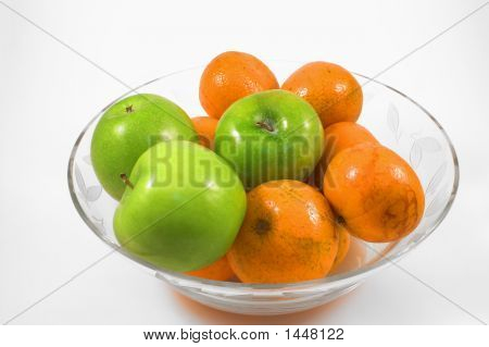 Apples And Oranges
