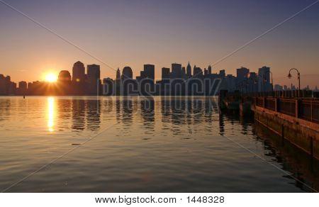 The New York City Skylines