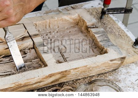 joinery tools - make handmade wooden box