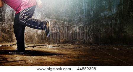Dance Breakdance Dance Performers Skill Sport Concept