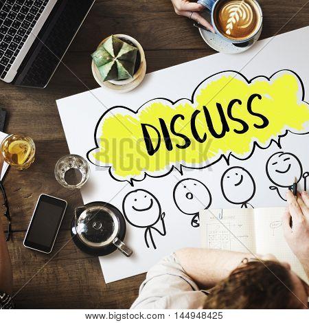 Communication Creative Thinking Ideas Concept