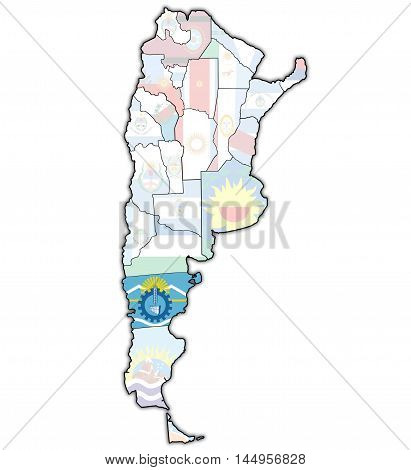 Chubut Region Territory In Argentina